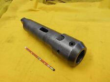 "7 MORSE TAPER - PUTNAM POSITIV LOK 2"" END MILL HOLDER horizontal boring mt tool"