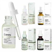 The Ordinary AHA 30%+BHA 2%/Salicylic Acid 2% Solution/Niacinamide 10%+Zinc 1%