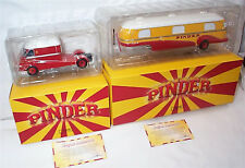 Pinder Circus House Truck & Trailer 1-43 scale New in Box Direkt Collection