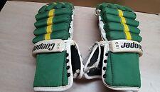 Vintage Cooper Adult Hockey Gloves minnesota