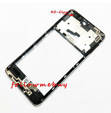 """Rear Backplate Middle Frame Housing Cover For ZTE Blade Z Max Z982 6.0"""" Black"""