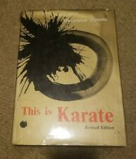 This Is Karate by Masutatsu Oyama 1980 Hardcover 2nd Revised Edition