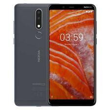 Nokia 3.1 Plus - 32GB-Antracite Nero SIMFREE (SCATOLA SIGILLATA)