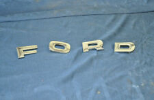 1965 & 66 Ford F100 to F600  / Grille Valance Panel, Lettering Set