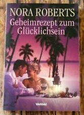 """Roman """"Geheimrezept zum Glücklichsein"""""""