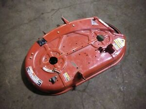 GENUINE TORO 71223 TRACTOR DECK SHELL PART NUMBER 99-5846