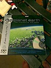 Planet Earth DVD Game - The Interactive DVD Game! BBC Imagination New in Box!