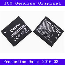 Two 100% Original NB-11LH Battery for Canon CB-2LDE CB-2LFE A4000 A3500