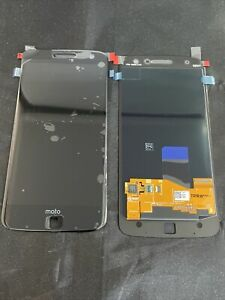 Original Motorola Moto Z Droid XT1650-01 03 05 Touch Digitizer +LCD Display