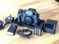 Fujifilm X-T1 Digital Camera + Flash