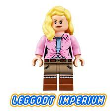 LEGO Minifigure - Ellie Sattler - Jurassic World Park minifig jw028 FREE POST
