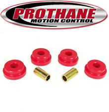 Prothane 14-101 Independent Rear Subframe Bushing Kit for 84-89 Nissan 300ZX Red