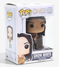 Funko Pop! ONCE UPON A TIME - SNOW WHITE Vinyl Figure Toy #269 Disney OUAT
