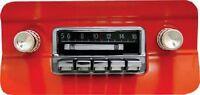 1964 1965 1966 Ford Falcon New Slidebar Radio AM/FM RDS USB Aux MP3