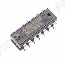 lot de 8 74HC10 = SN74HC10N Triple 3-input NAND gate Texas RoHS