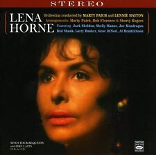 Lena Horne SINGS YOUR REQUESTS & LIKE LATIN