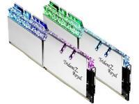 G.SKILL Trident Z Royal Series 32GB (2 x 16GB) 288-Pin RGB DDR4 SDRAM DDR4 3000