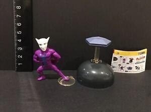 Tomy Chocovader Pentagonal U.F.O & Beautiful Youth Alien Spaceship A12 Figure
