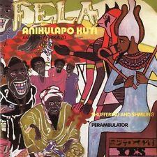 Fela Kuti - Shuffering And ShmilingNo Agreement [CD]