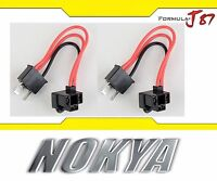 Nokya Wire Harness 9003 HB2 H4 Nok9111 Fog Light Bulb Socket Female Male Plug
