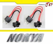 Nokya Wire Harness 9003 HB2 H4 Nok9111 Head Light Bulb Socket Female Male Plug