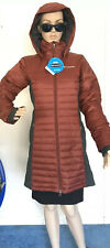 NEW Columbia Women's Winter Powder Pillow Hybrid Light Weight Long Coat Jacket