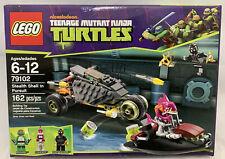 SEALED 79102 LEGO Teenage Mutant Ninja Turtles STEALTH SHELL PURSUIT Raphael set