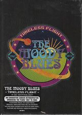 The Moody Blues – Timeless Flight, 4CD Box Neu