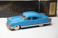 BROOKLIN BRK 29 1953 KAISER MANHATTAN 1/43