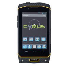 Cyrus CS19 schwarz Outdoor Handy 3,5 Zoll Display Dual SIM NEU