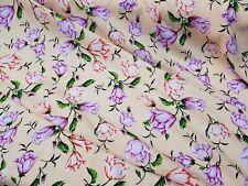 Viscose Fabric 100% (per metre) 'Ferndale H', dress fabric, womenswear