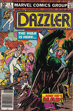 Marvel Comics! Dazzler! Issue 6!
