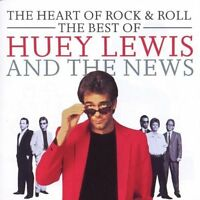 Huey Lewis & The News Heart of rock & roll-The best of (1992) [CD]