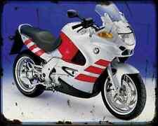 Bmw K1200Rs 99 4 A4 Photo Print Motorbike Vintage Aged