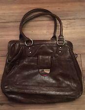 Versona Accessories Womans Ladies Purse Handbag Brown