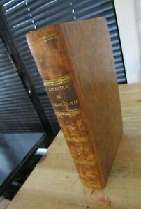 VOLTAIRE - HISTOIRE DE CHARLES XII-Relié-1802-LITTERATURE