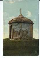 CG-077 MA, Plymouth The Old Powder House Divided Back Postcard Massachusetts
