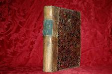 Libro Antico 1752 Vite de' Santi e Beati Fiorentini Parte II Giuseppe M. Brocchi