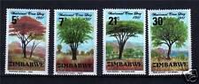 Zimbabwe 1981 National Tree Day SG606/9 MNH