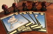 Huge Lot of 5 Ithorian Scout Star Wars Miniatures 49/60 Game Figures