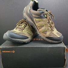 Merrell Outmost Vent Hiking Shoes Suede/Nylon Men's SZ 11 JO9539