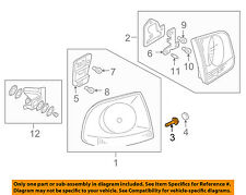 Taillight Tail Light Lamp Rear-Tail Lamp Assembly Screw N90785002