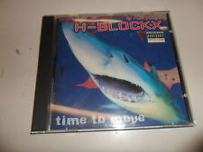 Cd    H-Blockx  ‎– Time To Move