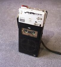 SONY M-102 Vintage Micro Cassette Corder Japan not working spares/repair