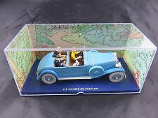 2 x Tintin/Tim & Tintín Le Crabe aux Pinces d 'or & les cigares du faraón auto
