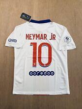 Neymar Jr #10 Paris Saint Germaint Away Soccer Jersey 20/21 Size Medium