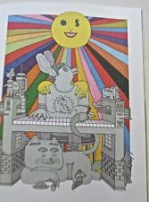 Daniel Johnston   Indie Rock Music Poster for Band STUNNING COLORS 14X11