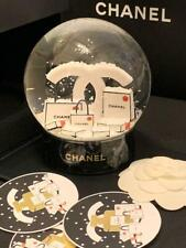 Chanel Luxury Snow Globe RARE VIP Gift Authentic Collectable