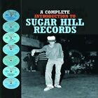 A COMPLETE INTRODUCTION TO SUGAR HILL RECORDS 4 CD NEU