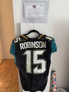 Game Worn Allen Robinson Jersey